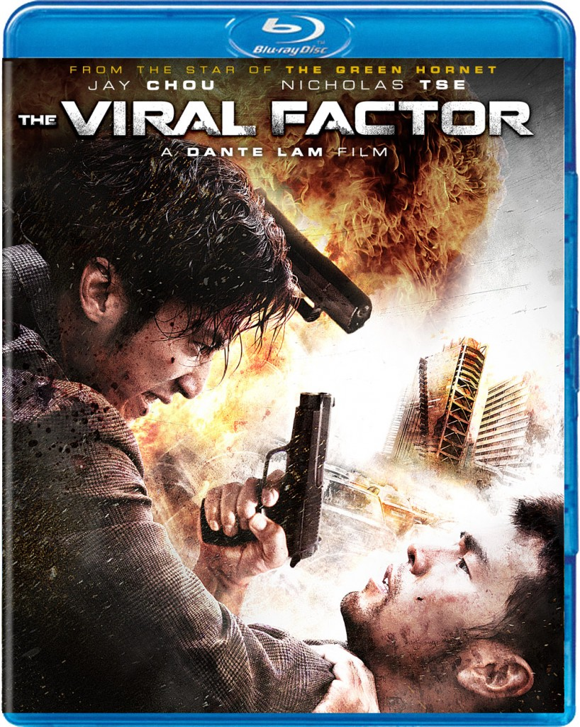 The Viral Factor Blu Ray Contest