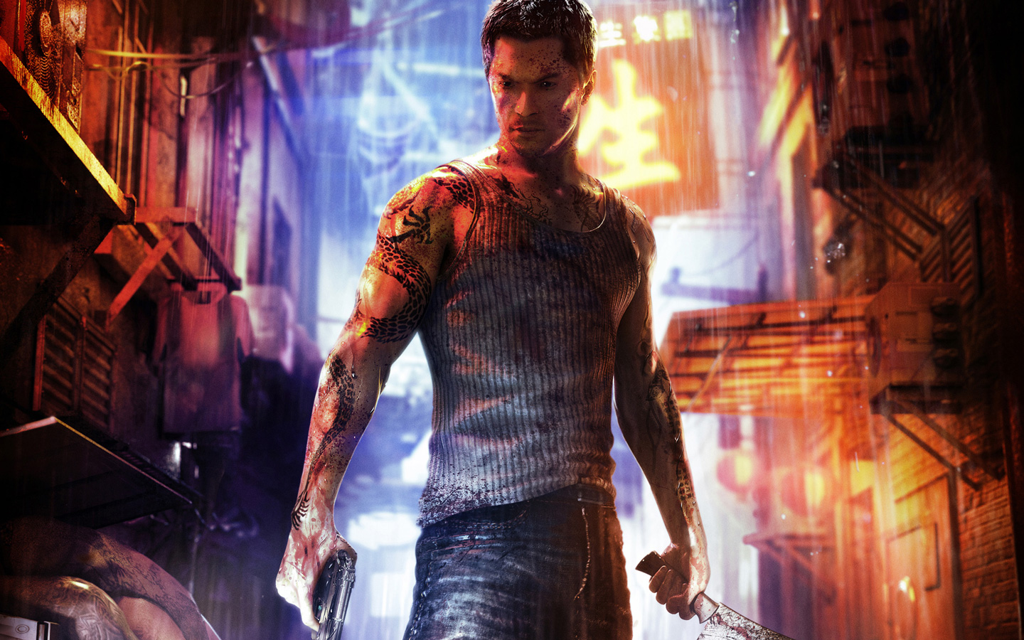 Sleeping Dogs: Thoughts on the game