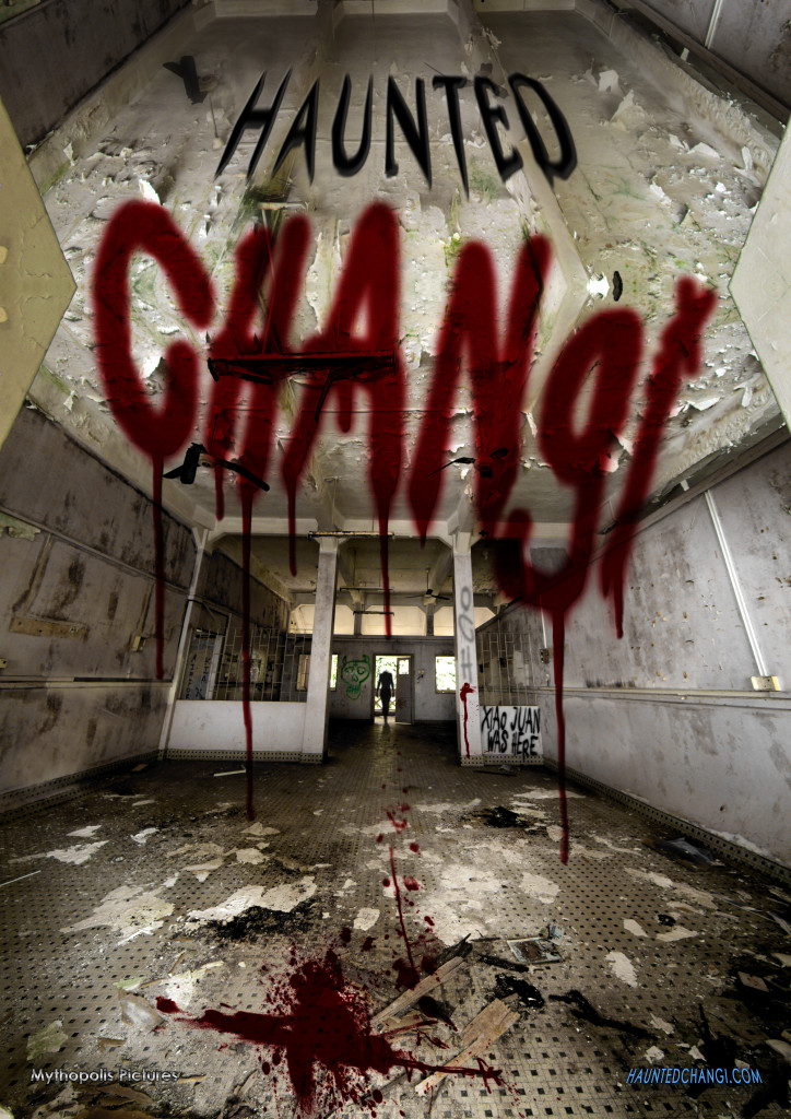 haunted changi poster