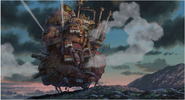 howls moving castle 1