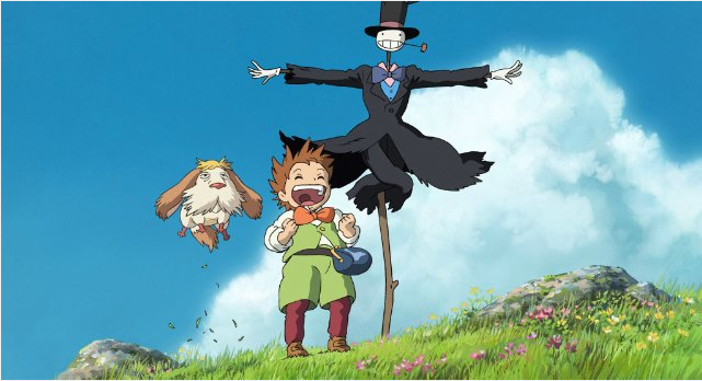 howls moving castle 3
