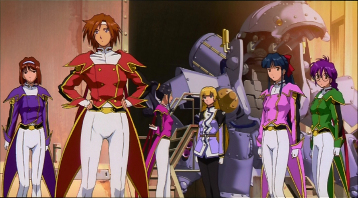 sakura wars movie 2