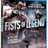 fists of legend blu ray cover