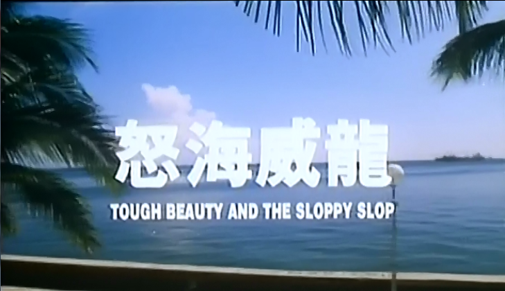 tough beauty sloppy slop title