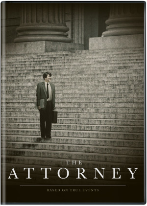 The Attorney DVD Box Art