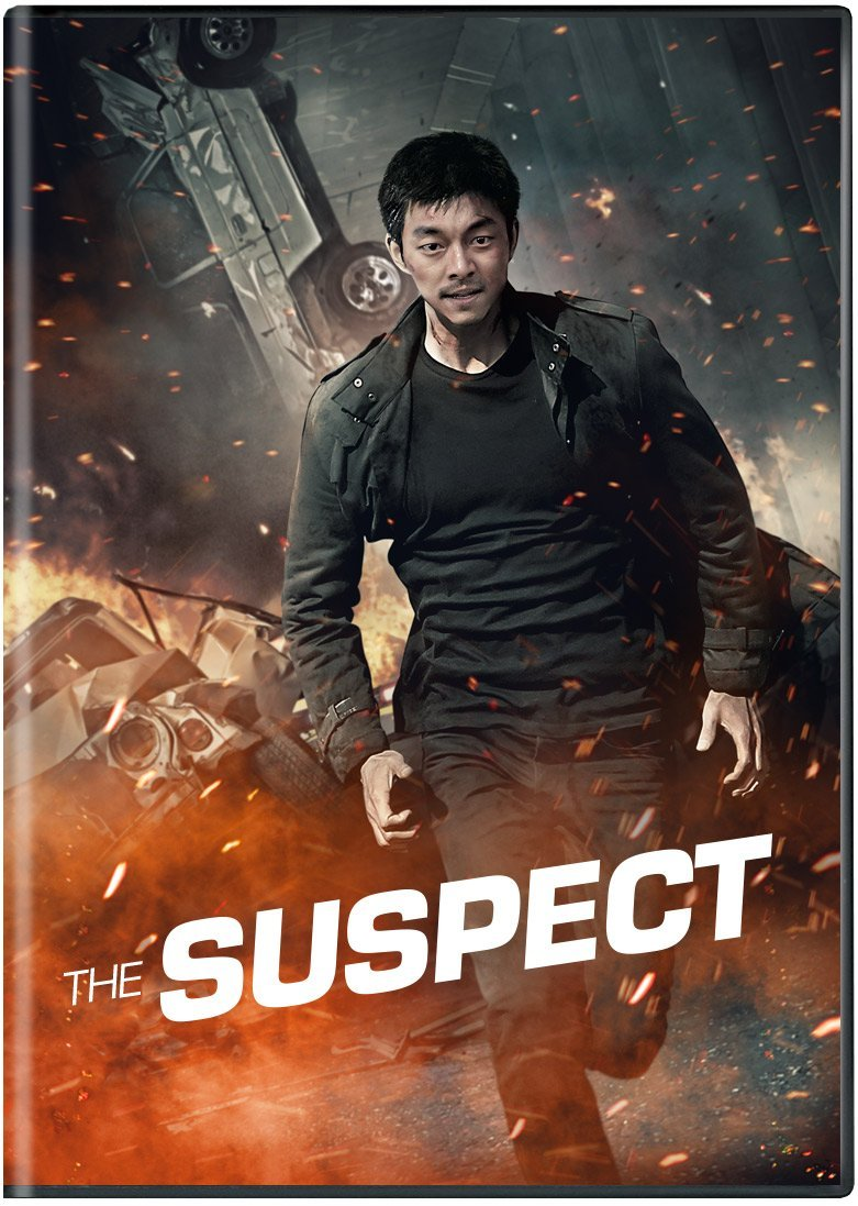 The Suspect    on Blu-...