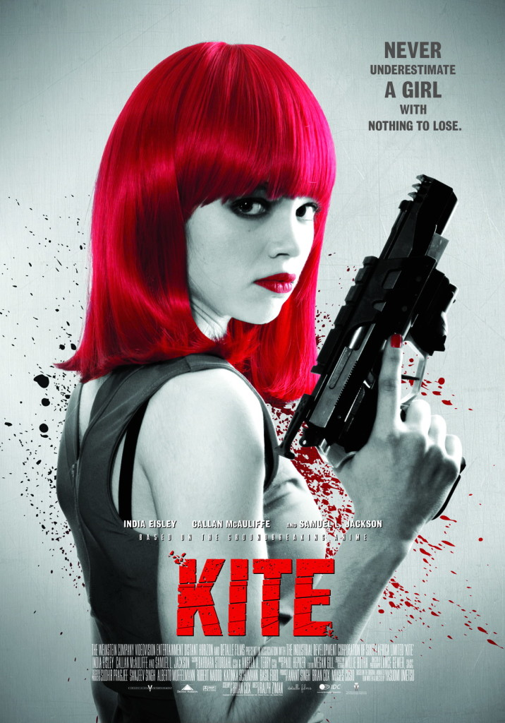 kite live action poster