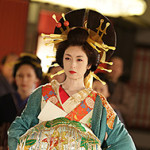 courtesan with flowered skin image 5