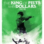 king of Fists and dollars dvd cover