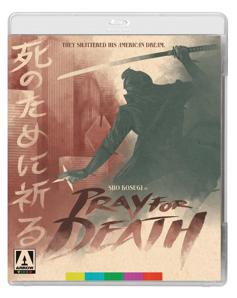 pray for death blu arrow cover
