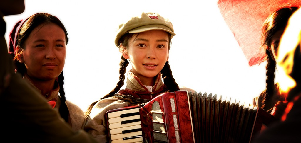 3 - Angelababy as Ding Sitian - 3sm