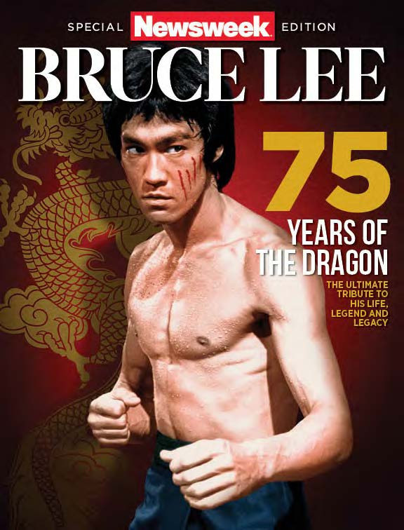 bruce lee newsweek