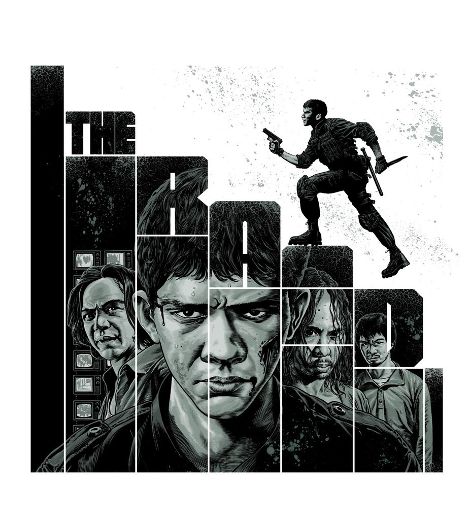 the raid indonesian lp mondo