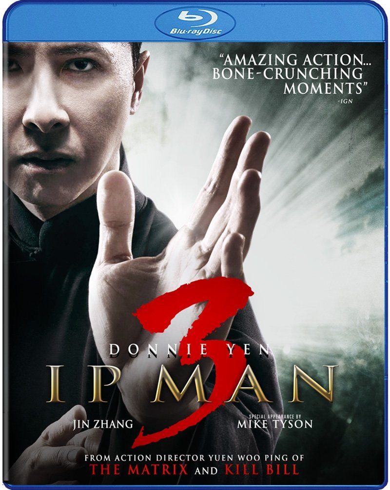 """Ip Man 3"" on Blu-ray & DVD April 19th, 2016!"