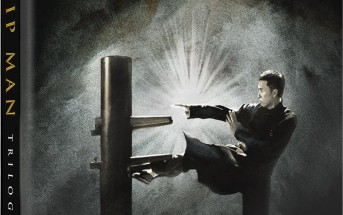 Ip Man Trilogy Limited Edition Steelbook Boxset Cover