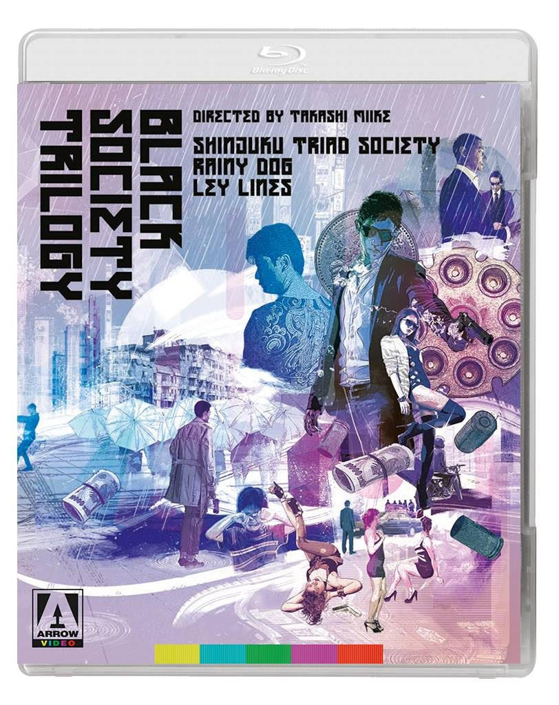 black triad society bluray