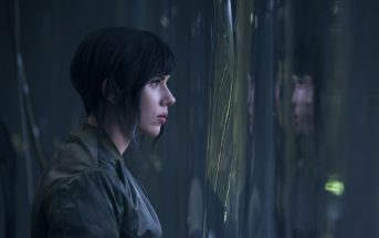 ghost in the shell live action image
