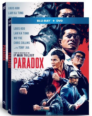 "CONTEST! ""Paradox"" aka SPL3 on Blu-ray from Well Go USA!"